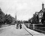 Picture of Berks - Bracknell, Church Road  c1910s - N1109