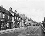Picture of Berks - Theale, High Street c1910s - N1202