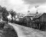 Picture of Berks - Hurst, The Village c1900s - N1225