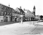 Picture of Berks - Newbury, Market Place c1968 - N1343