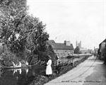 Picture of Berks - Newbury, West Mills c1910s - N1418