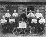 Picture of Berks - Wokingham, Police  c1904 - N1568
