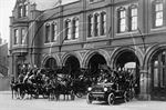 Picture of Cheshire - Stockport, Fire Brigade c1900s - N2278