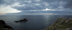 Picture of Cornwall - Lands End Panorama 2013 - N2470