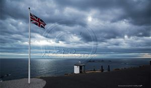 Picture of Cornwall - Lands End at Dusk 2013 - N2589