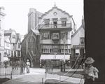 Picture of Devon - Exeter and Elizabethan House c1890s - N107