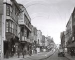 Picture of Kent - Canterbury Street Scene c1930s - N049