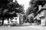 Picture of Kent - Brenchley, Church Hill c1950s - N2499