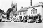 Picture of Kent - Tenterden, Town Hall c1950s - N2550