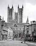 Picture of Lincoln - The Cathedral c1904 - N177