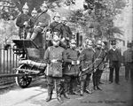 Picture of London - Firemen of London c1890s - N1061