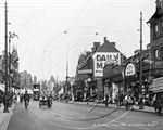 Picture of London, W - Ealing, Broadway c1930s - N1375