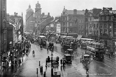 Picture of London, N - The Angel, Islington c1933 - N1967