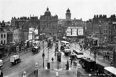 Picture of London, N - The Angel, Islington c1933 - N1968