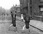 Picture of Mersey - Liverpool, Handstand c1900s - N2436