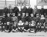 Picture of Scotland - Dundee, Boys Class c1908-10 - N1516