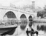 Picture of Surrey - Richmond Bridge c1890s - N821
