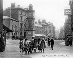 Picture of Warwicks - Rugby, Clock Tower c1900s - N1691