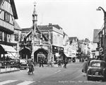 Picture of Wilts - Salisbury, Poultry Cross c1960 - N1695