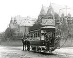 Picture of Yorks - Bradford, Horsedrawn Tram c1900s - N566