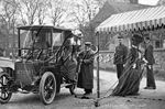 Picture of Yorks - Hull, Taxi c1900s - N2212