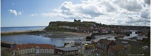 Picture of Yorks - Whitby, Panorama c1900s - N2932