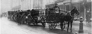 Picture of London - London Life, Cab Rank c1910 - N2968